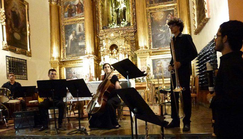 Soria se suma al concierto conmemorativo de las Guerras Comuneras de Stella Splendens junto a San Esteban, Berlanga, Pinilla, Segovia y Toro