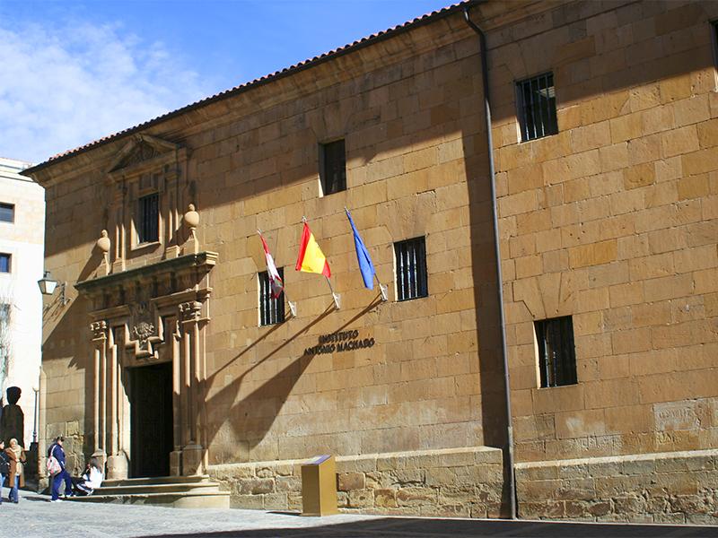 Exterior Instituto Antonio Machado