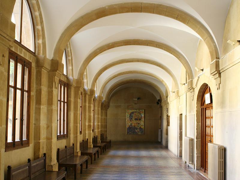 Interior Instituto Antonio Machado