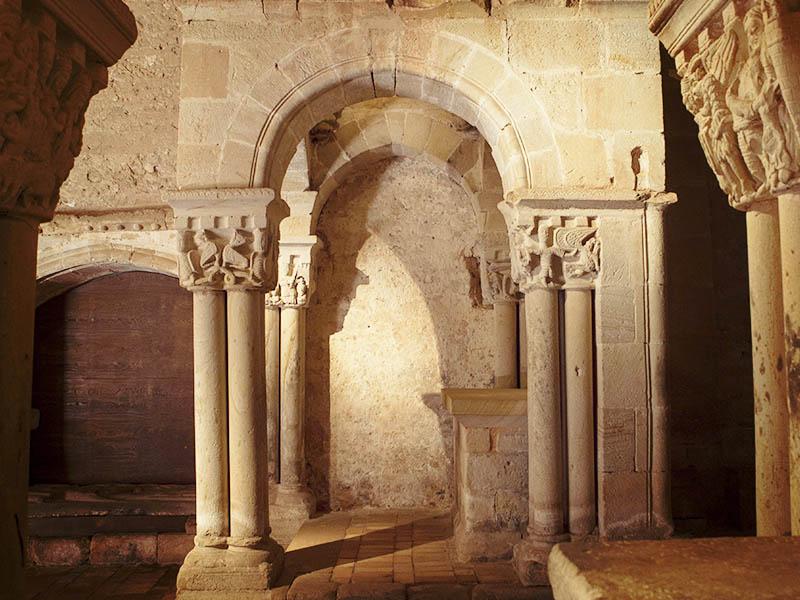 Templo museo de los Arcos de San Juan de Duero