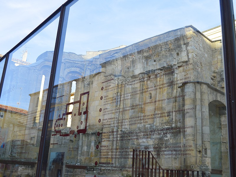 Turismo Soria - Ruinas iglesia de San Nicolás