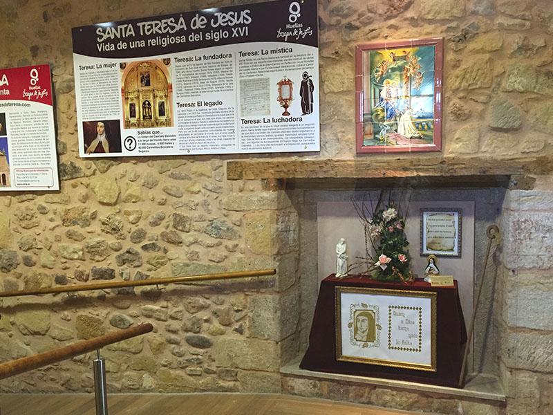Exposición Santa Teresa