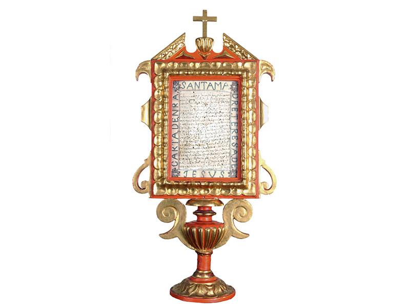 Escudo de Santa Teresa