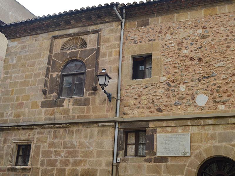 Fachada Convento del Carmen