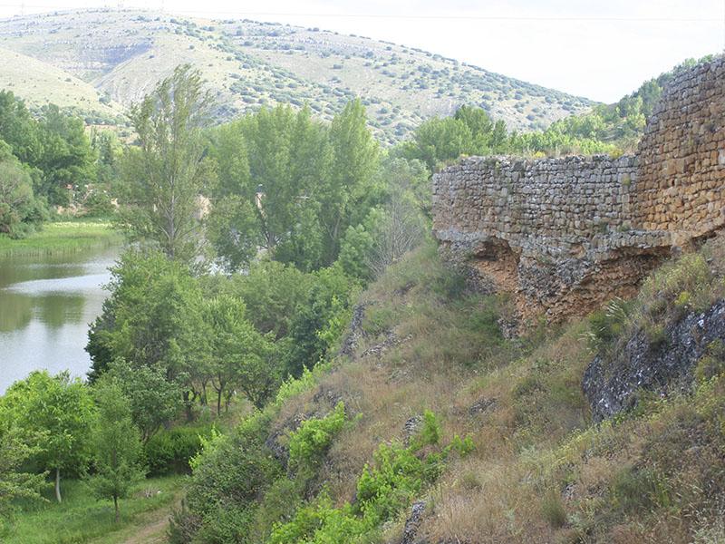 Murallas al rio