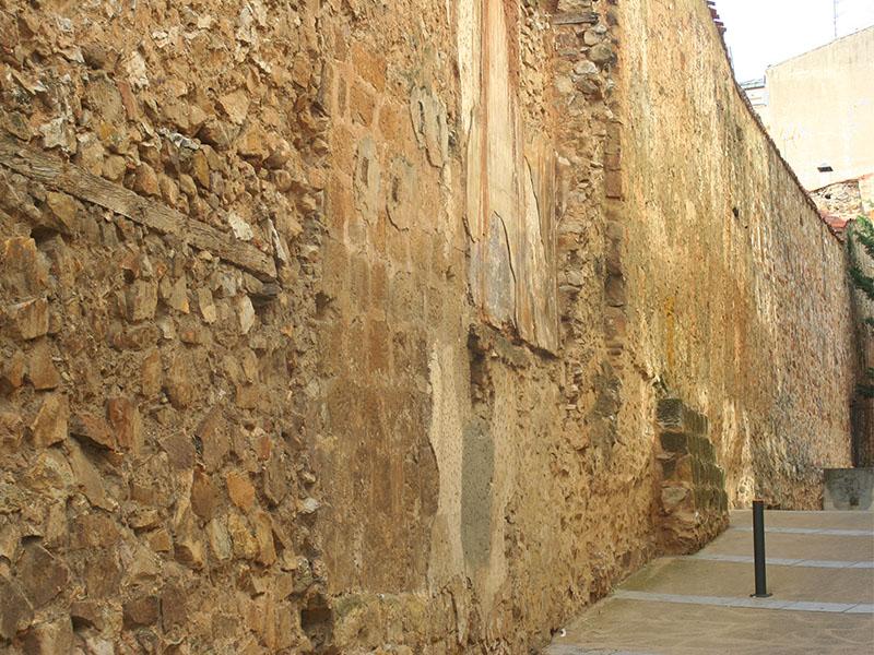 Ruta de la muralla