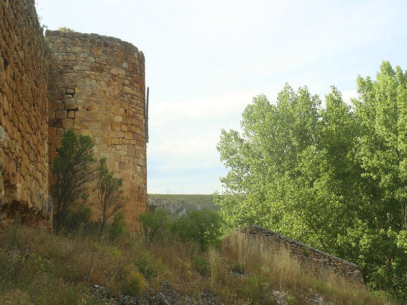 Torre en muralla