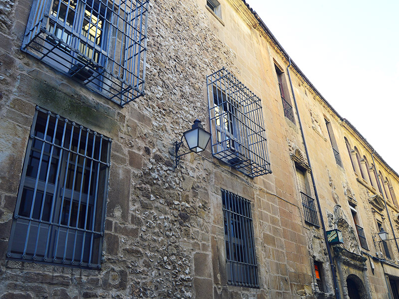 Turismo Soria - Ruta palaciega