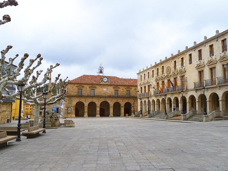 Conjunto de la Plaza Mayor
