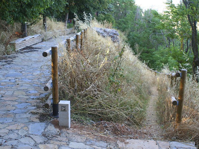 Paseo del Mirón