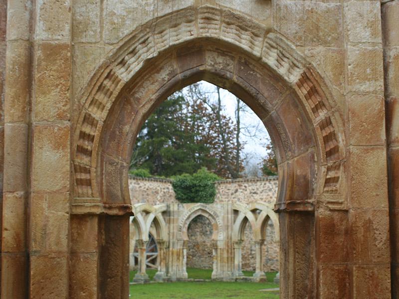 Arco de San Juan de Duero