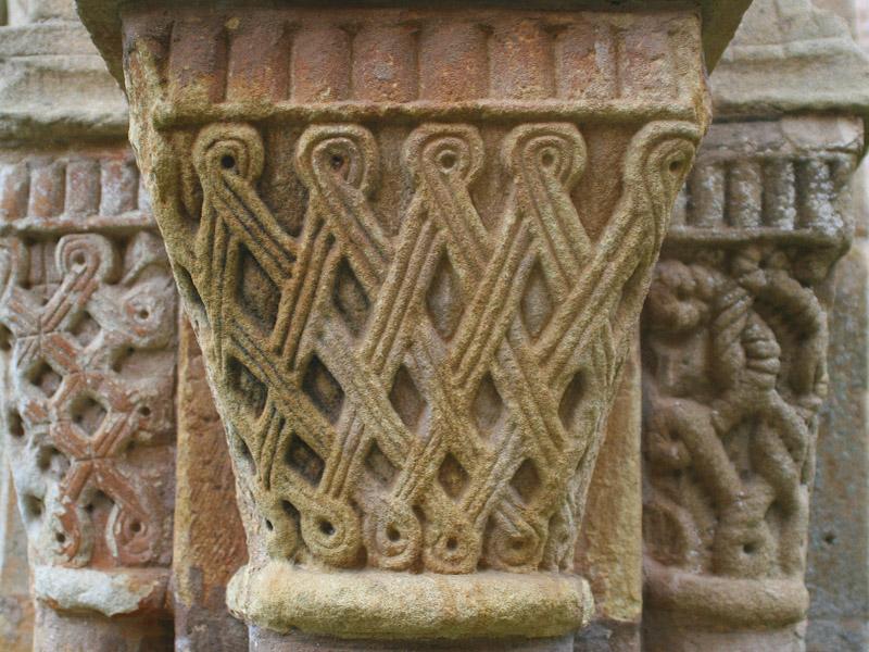 Capitel Arcos de San Juan de Duero