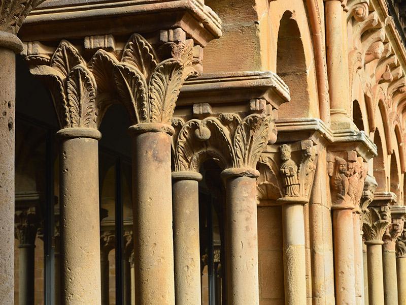 Capiteles de San Juan de Duero