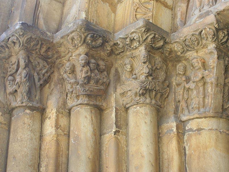 Detalle capiteles San Juan