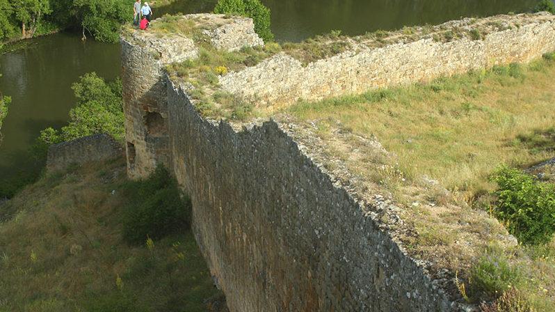 Murallas hacia el rio