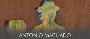Soria ciudad de poetas, Antonio Machado