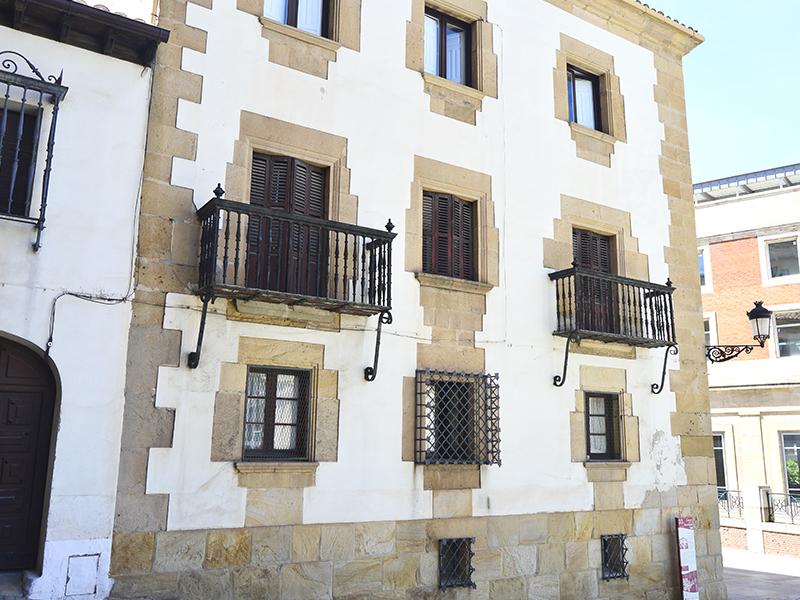 Turismo Soria - Casona de los Salvadores