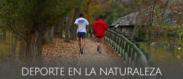 Deporte en la naturaleza