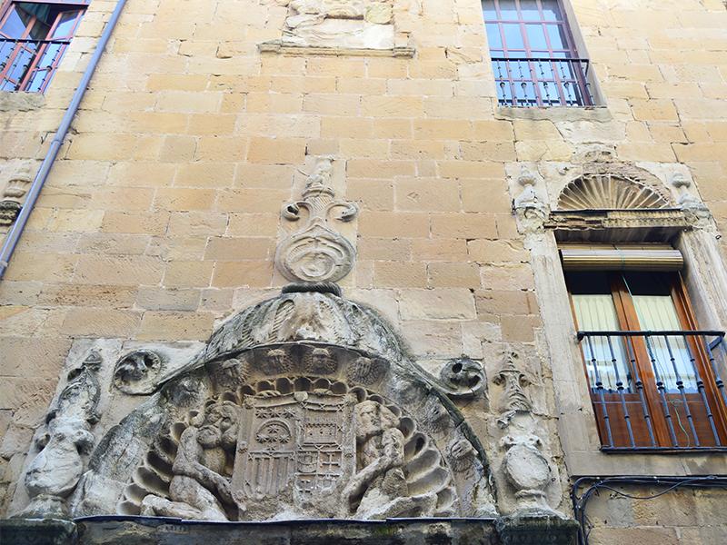 Turismo Soria - Palacio de los Castejones