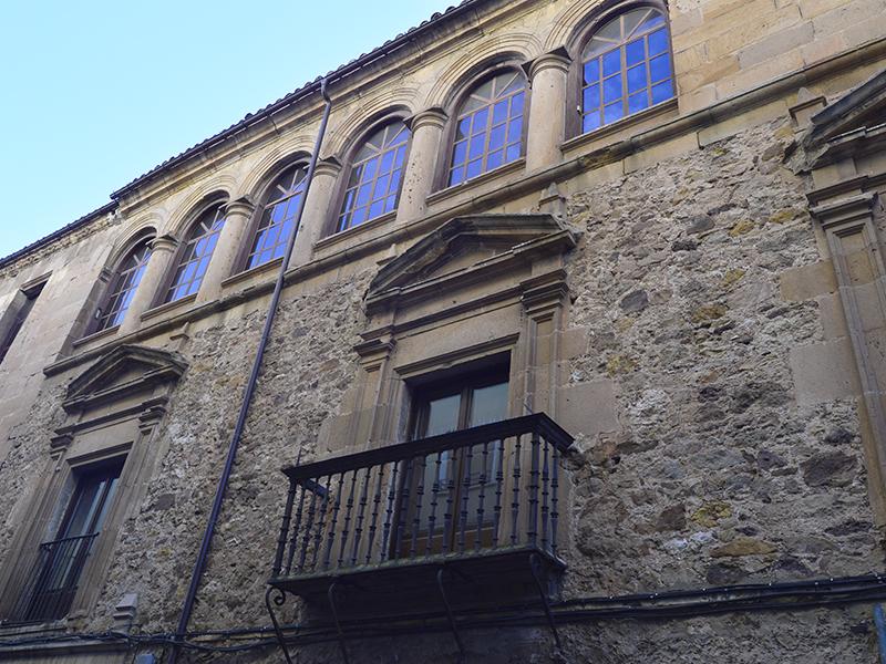 Turismo Soria - Palacio de Diego Solier