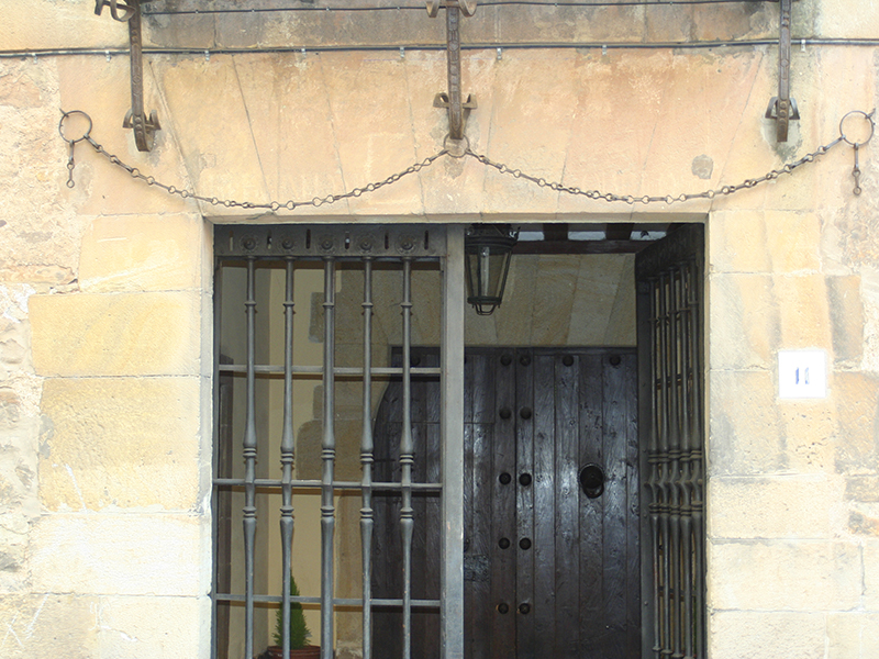 Turismo Soria - Palacio Vizconde Eza