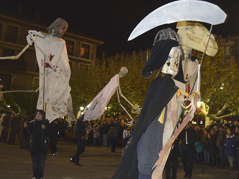 Festival de las Ánimas en honor a Bécquer en Soria