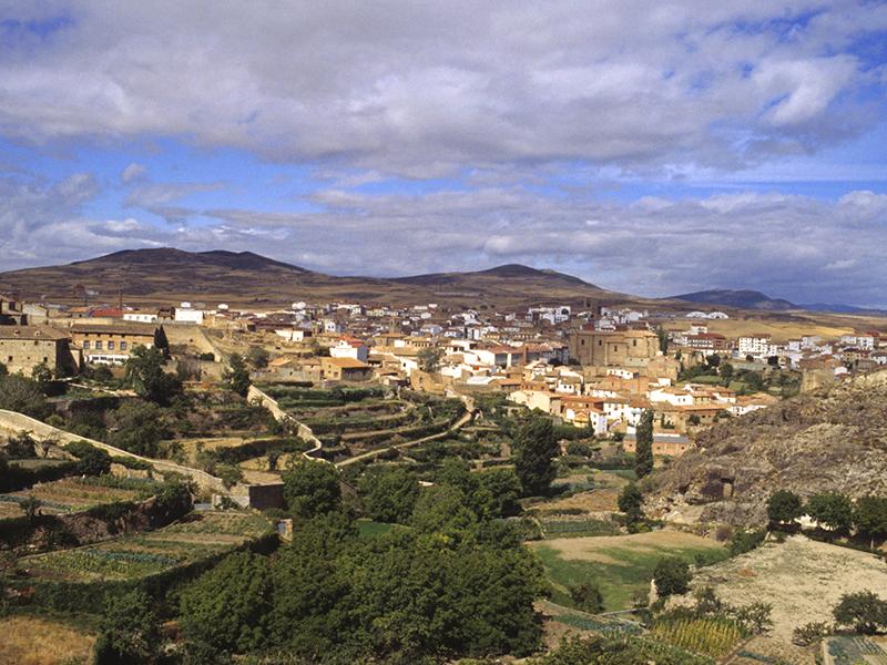 Turismo por la provincia de Soria, Tierras Altas y Ágreda