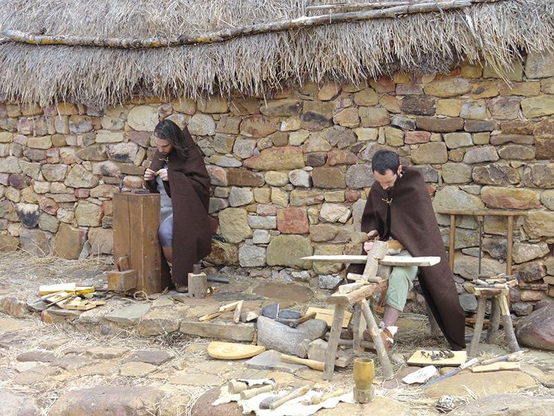 El yacimiento arqueológico de Numancia es una de las mayores atracciones turísticas de la provincia de Soria