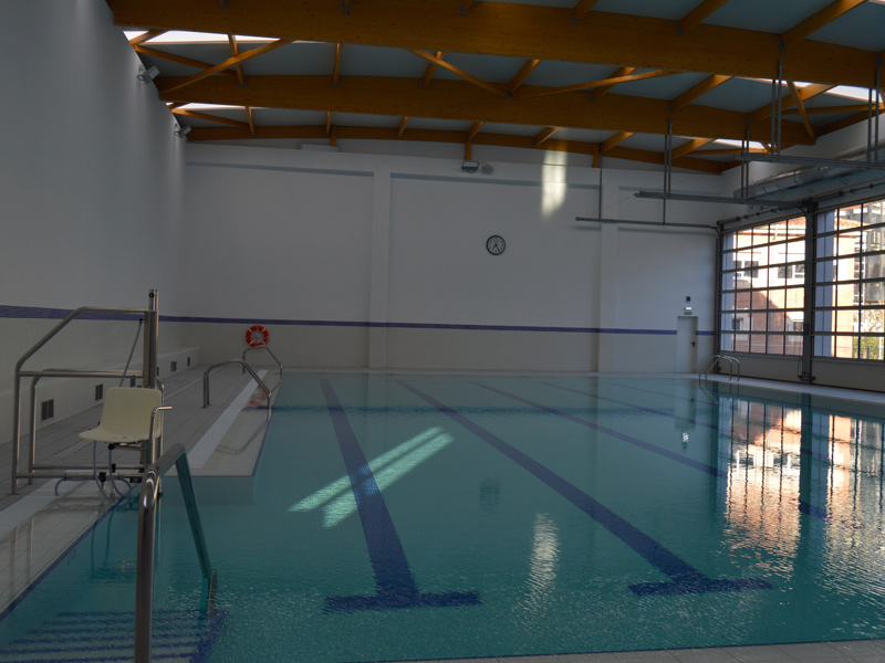 Turismo Soria - Balneario Urbano Polideportivo de la Juventud