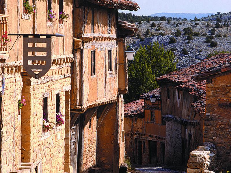 Turismo por la provincia de Soria - Ribera del Duero y Tierra del Burgo