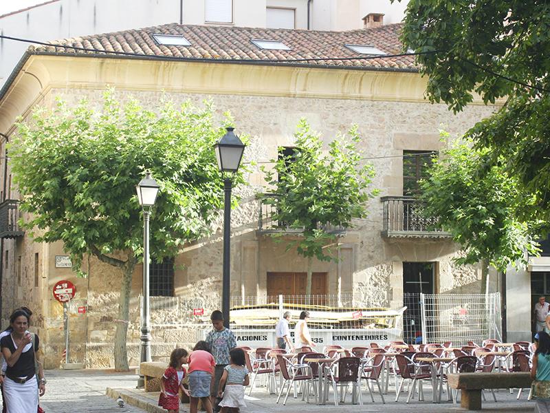 Turismo Soria - Casa Inquisición