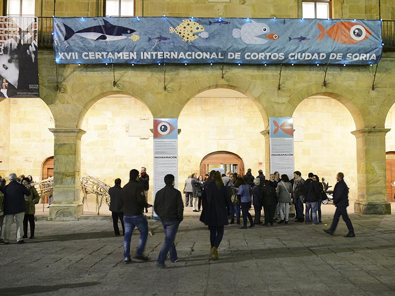 11.Certamen Internacional de Cortos ciudad de Soria
