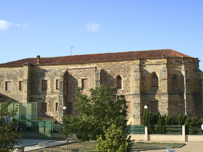Convento de Santa Clara desde el parque