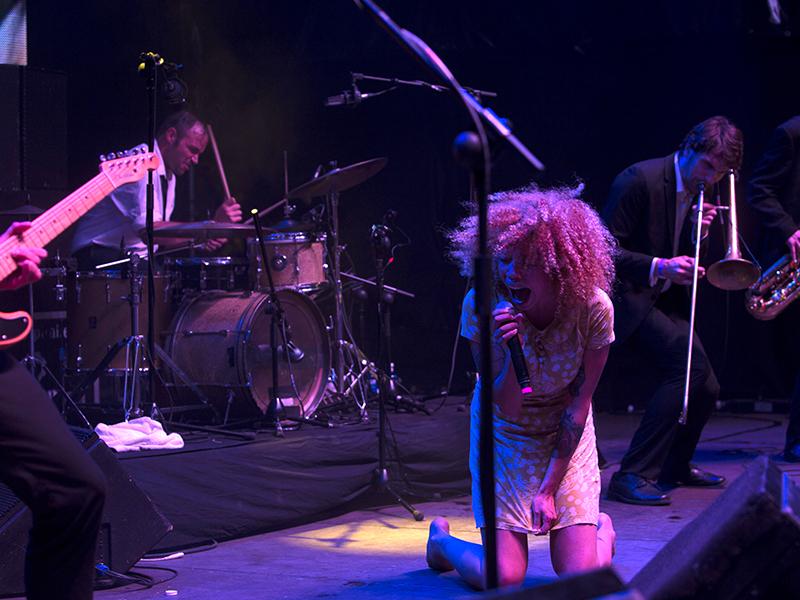 Festival de musica afroamericana Enclave de agua Soria