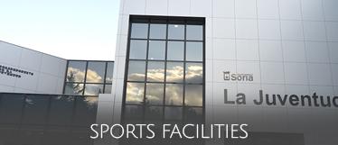 Instalaciones deportivas Soria Turismo