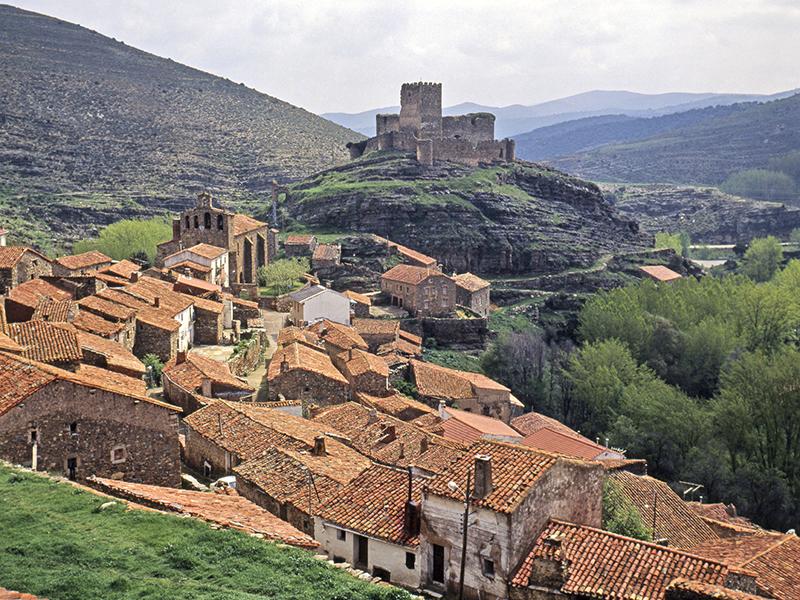 Turismo por la provincia de Soria, Magaña