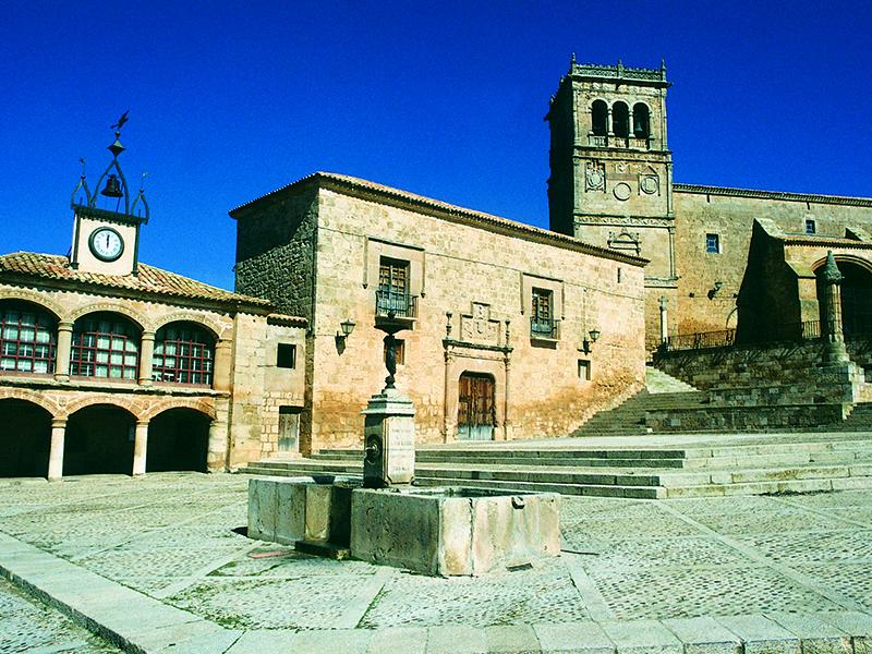Turismo por Tierras de Almazán y Medinaceli en Soria