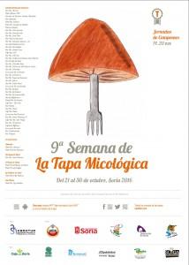 Turismo Soria - Tapa Micológica 2016