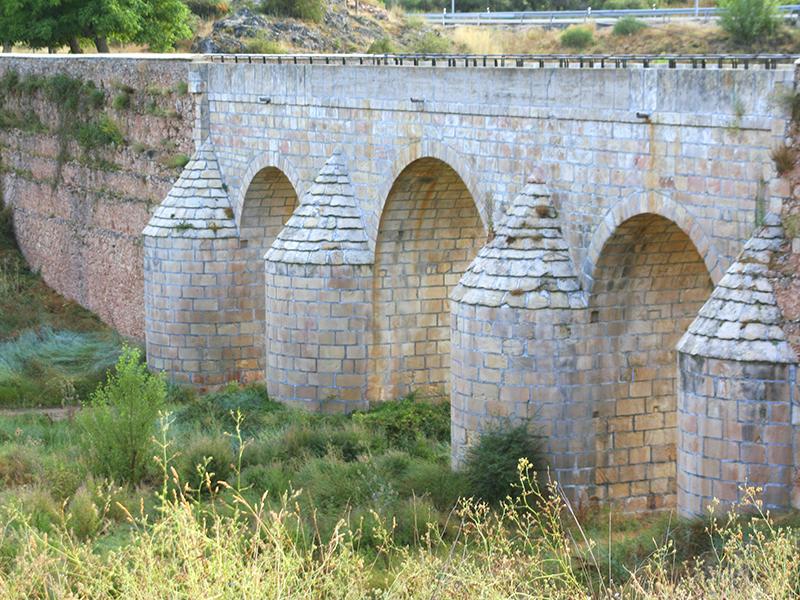 Turismo Soria - Puente Carlos IV