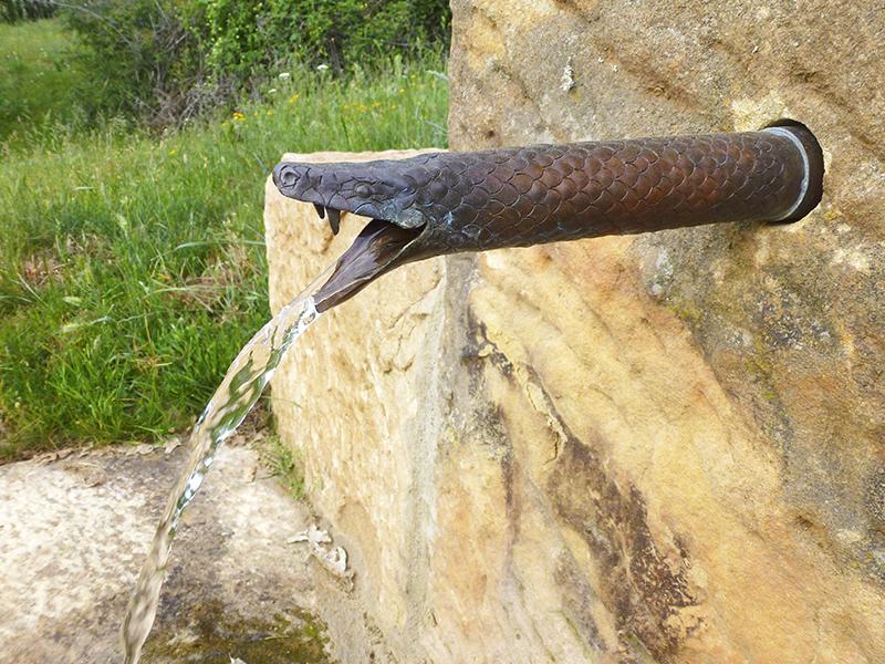 Caño fuente de la Tejera