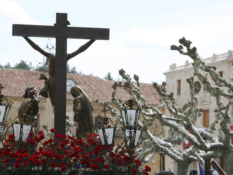 Cartel Semana Santa de Soria 2016