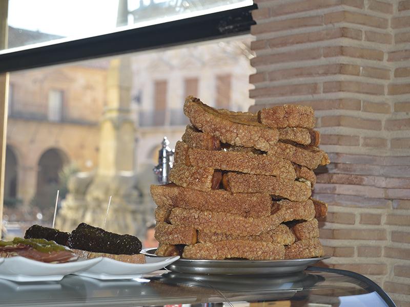 Comida tipica de Soria, qué comer de turismo por Soria