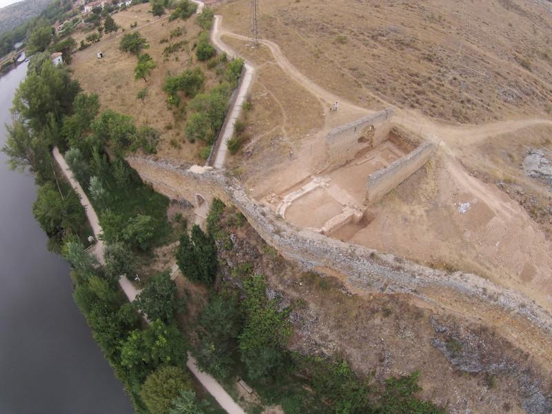 El programa 'Soria Oculta' programa visitas a los espacios intervenidos tras una jornada de formación para los guías oficiales de turismo