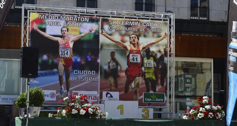 La fiesta del atletismo se celebra el día 22 con carreras infantiles en sesión matinal y una doble cita de tarde con la 5k y la Media Maratón