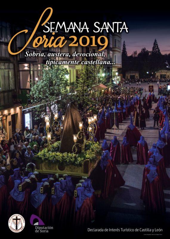 Cartel Semana Santa de Soria 2018