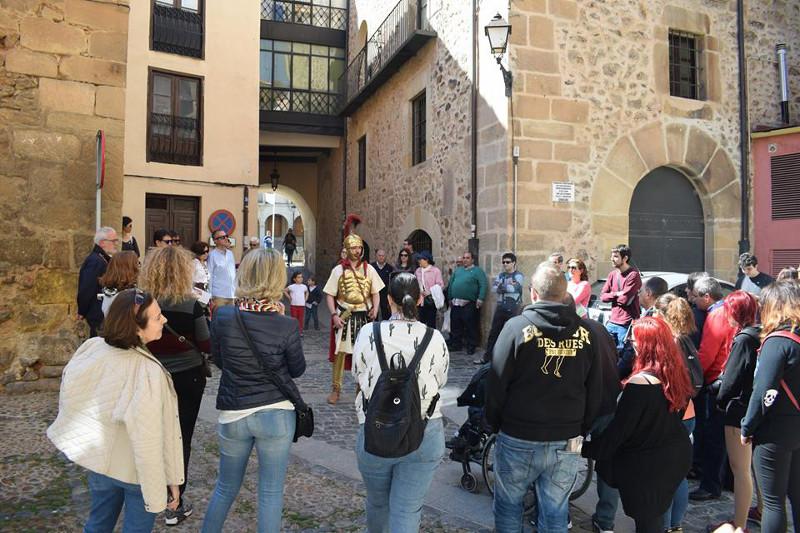 La semana santa llena soria con un incremento de m s del for Oficina de turismo soria