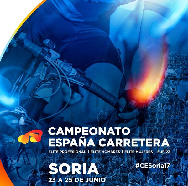 El Campeonato de España presenta sus circuitos con Numancia como epicentro y con seis pasos por el trazado urbano que marcarán el podio