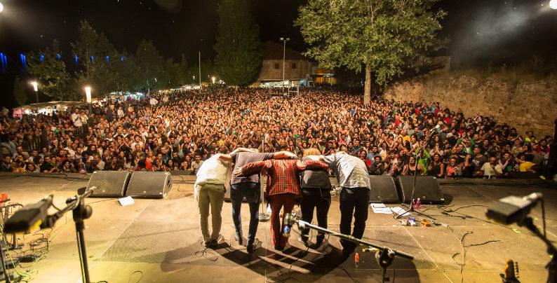 Enclave de Agua gana protagonismo en la ciudad con conciertos vermut en el centro que enlazarán con actuaciones en la pradera y el escenario principal en el Duero