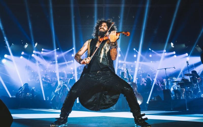 Ara Malikian protagoniza la penúltima jornada del 25 Otoño Musical Soriano