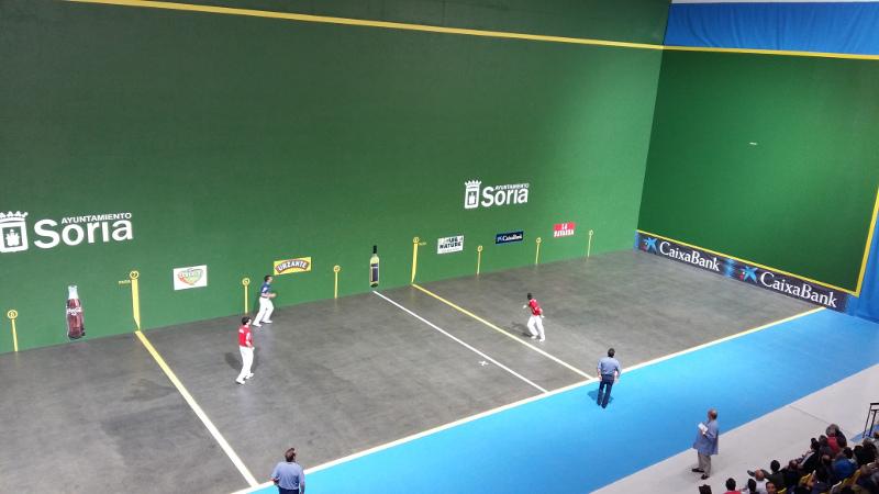 El campeonato por parejas llega el 7 de enero al polideportivo de La Juventud
